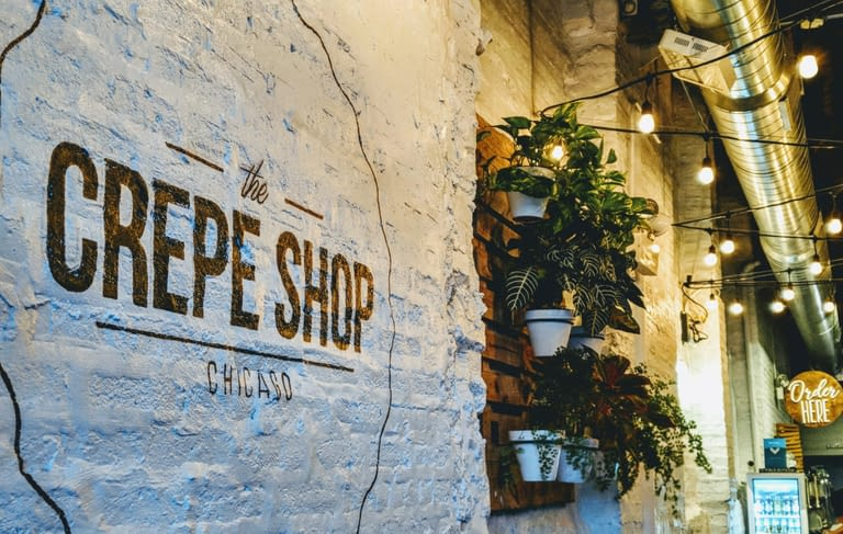 The Crepe Shop, Chicago, IL | Did I LAV It?