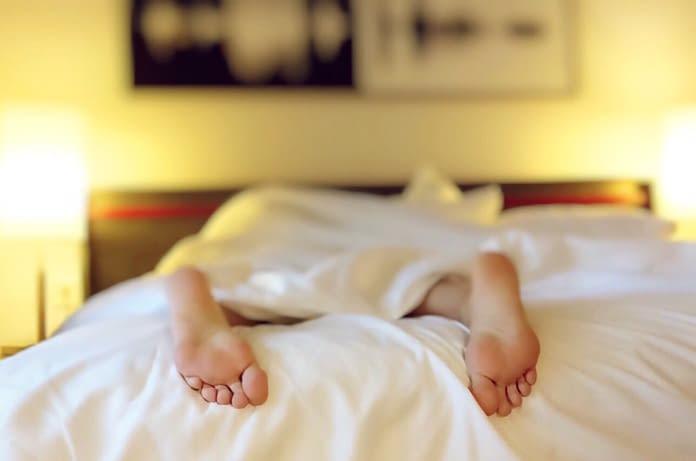 tired, feet, sleep
