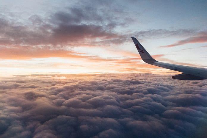 airplane, travel