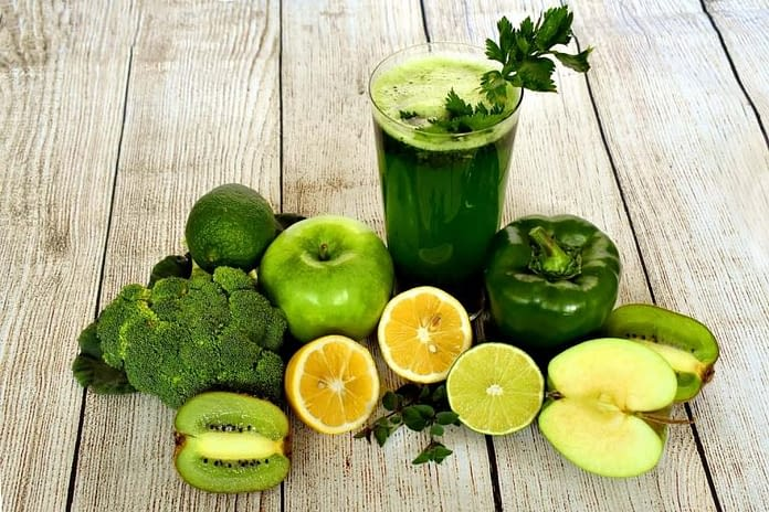 greens, veggies, vegetables, fruits