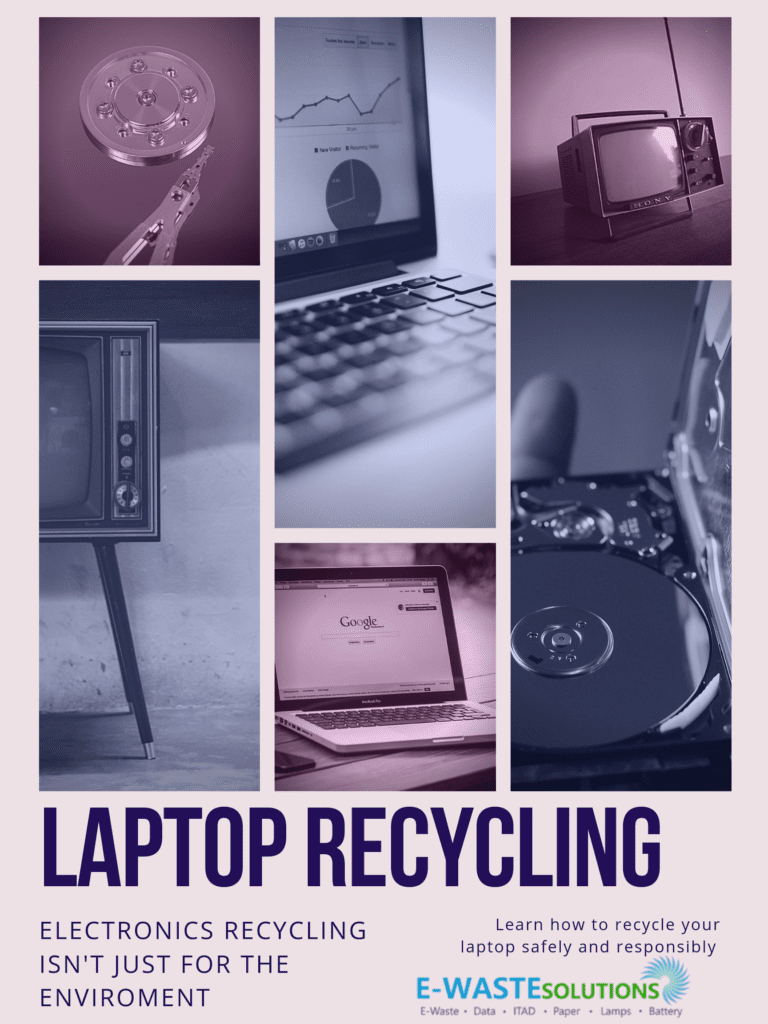 Laptop Reycling
