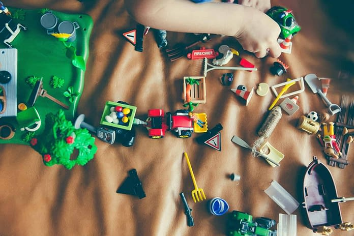 toys, children, IQ